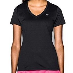 Under Armour Semi-Fitted V-Neck T-Shirt
